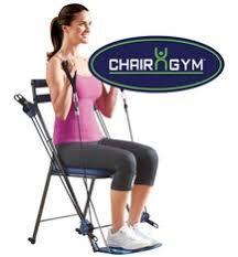 Chair Gym Com Diet And Exercise Asseenontvstore Com