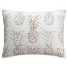 buy pineapple tropical bedding from bed bath u0026 beyond