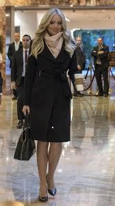 trump women wore the ivanka trump label to inauguration events