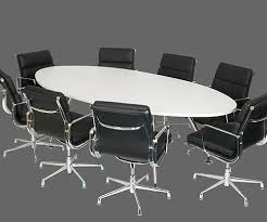 White Conference Table Sleek White Meeting Room Conference Table Meeting U0026 Boardroom