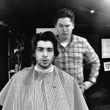 zayn malik hair see the moment before the one direction singer