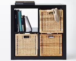 Bookcase With Baskets Storage Boxes U0026 Baskets Ikea
