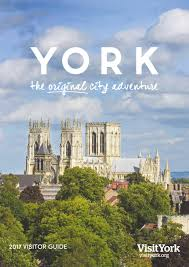 york visitor guide 2017 by visit york issuu