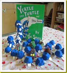 yertle the turtle egg carton turtles from strongstart maybe turn