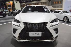 2018 lexus nx 300h at 2017 thai motor expo live