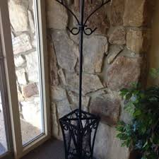 find more pottery barn iron coat rack u0026 umbrella stand reduced