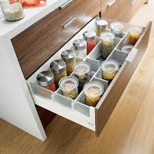 Kitchen Cabinet Inserts Organizer Great For Organizing Jars And Spices With Spice Drawer