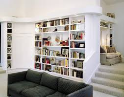 Narrow Corner Bookcase by Cool Bookcases As Additional Furniture For Your Home Myohomes