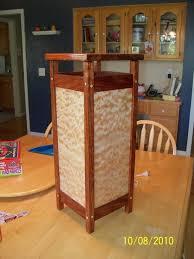 veneer lamp by mimark lumberjocks com woodworking community