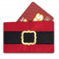 santa gift card holder weallsew