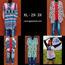 Plus Size Cowgirl Clothes Gypsy Ranch Boutique Apparel Sizes Small 3x U0026 Exciting Accessories