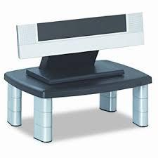 Monitor Stands For Desks Desk Monitor Stand Wayfair