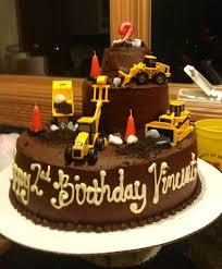 construction birthday cake holiday ideas pinterest