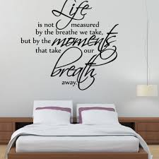 Do Something Creative Inspiring Bedroom From Happy Walls Wall - Family room wall decals