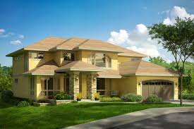 Mediterranean Home Floor Plans Multiple Private Spaces 32127aa Architectural Designs House One