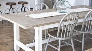 chalk paint farmhouse table decoart americana decor chalky finish paint