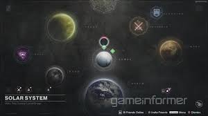 Milky Way Map Spoiler Year 2 Map Destinythegame