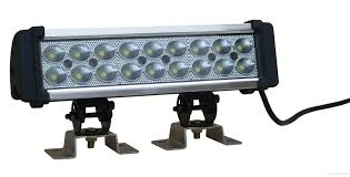 Off Road Light Bars Led by 15 Inch 54w Light Bar High Quality Off Road Light With Sliding