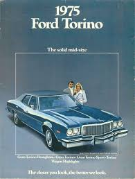america misses the ford ranger the fast lane car 1975 ford torino bought this one new in 1975 just married 4500