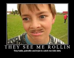 They See Me Rollin They Hatin Meme - they see me rollin funny pictures quotes memes funny images