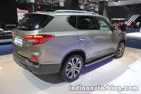 2017 ssangyong rexton at iaa 2017 indian autos blog