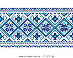 vector seamless pattern ornament free vector stock