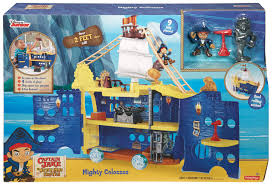 fisher price disney captain jake land pirates mighty