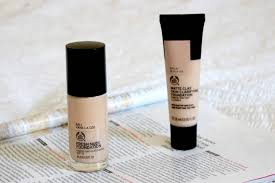 new makeup from the body shop albertinesarah