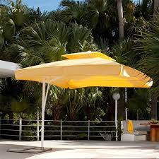 Patio Umbrellas Offset Creative Of Yellow Patio Umbrella Offset Patio Umbrella Modern