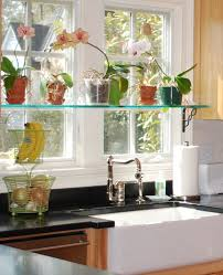 kitchen window shelf ideas stationary window designs 20 window decorating ideas with glass