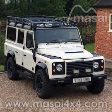 white land rover defender 90 2005 land rover defender 110 2 5 td5 chawton white sold