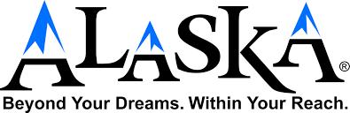 Alaska travel logos images Alaska logo logos download jpg