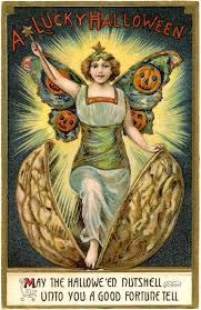 Vintage Halloween Graphics by Amazing Vintage Halloween Fairy Image The Graphics Fairy