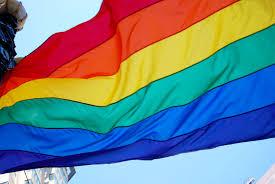 Rainbow Pride Flag San Mateo County Libraries Celebrate Pride Month San Mateo