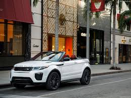 evoque land rover convertible land rover range rover evoque convertible 2017 pictures