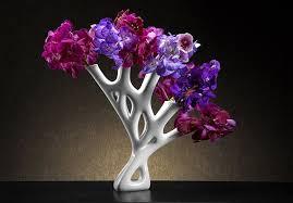 3d Flower Vase Flower Vase Collection Gets Filled With Floral Art