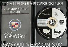 2005 cadillac srx navigation system cadillac navigation ebay