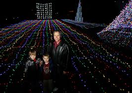 christmas lights lagrangeville ny this insane christmas lights display is the best in n j declares