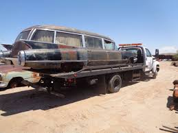 ecto 1 for sale cadillac miller meteor coach hearse 1960 black for sale 60z001268