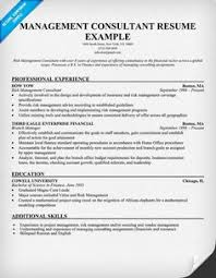 Management Consulting Resume Examples by Hotel General Manager Resume Resumecompanion Com Resume