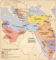 Map Of Benghazi The Ottoman Decline 1878 1936 By Edthomasten On Deviantart