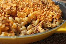chipotle mac and cheese with bacon domesticate me