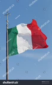 Flag That Is Green White And Red Green White Red Flag Against Blue Stock Photo 36789685 Shutterstock