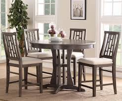 bernards modesto 5 piece counter dining table set wayside