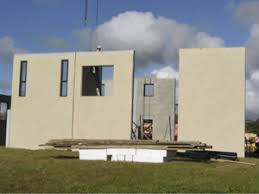 Concrete House In ONE Day  Youd Better Believe It - Precast concrete home designs