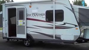 jayco ultra light travel trailers jayco rv 2014 jay feather ultra lite x17z hybrid travel trailer at