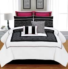 total fab red white and black comforters u0026 bedding sets bright