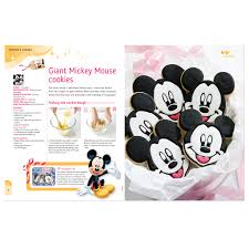 Mickey Mouse Flag Disney Cakes U0026 Sweets Crafts U0026 Cooking Eaglemoss