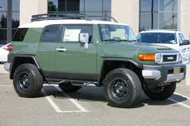 army green 2014 fj cruiser paint cross reference