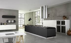 kitchen pleasant design of modern home kitchen ideas black gloss